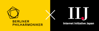 Berliner Philharmoniker Streaming Partner banner